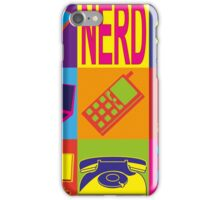 Nerd Tiles I iPhone Case/Skin