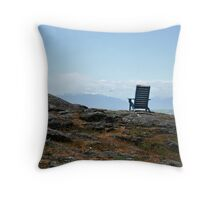 Lost in Time : Serenity Throw Pillow