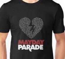 Mayday Parade Heart Unisex T-Shirt