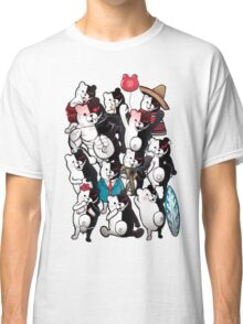 Monokuma portrait of wisdom Classic T-Shirt