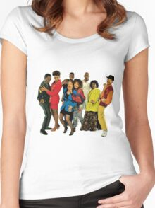 A Different World take 2 Women's Fitted Scoop T-Shirt