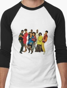 A Different World take 2 Men's Baseball ¾ T-Shirt