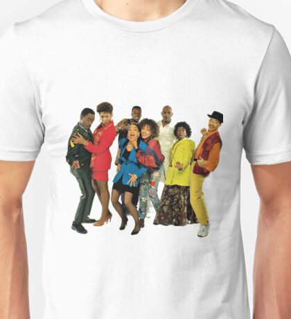 A Different World take 2 Unisex T-Shirt