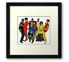 A Different World take 2 Framed Print