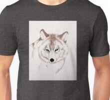 Snow Wolf Unisex T-Shirt
