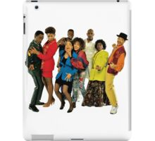 A Different World take 2 iPad Case/Skin
