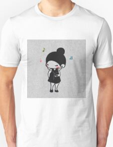 EDR 086 Play The Music Unisex T-Shirt