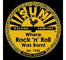 Where Rock N' Roll Was Born Photographic Print