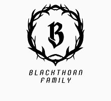 Shadowhunters: Blackthorn Family (Black) Unisex T-Shirt