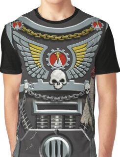 Iron Hands Armour Graphic T-Shirt