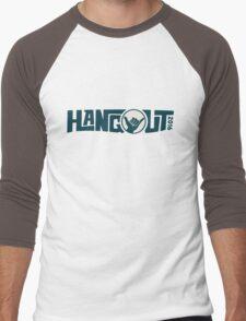 Hangout Music Festival Men's Baseball ¾ T-Shirt
