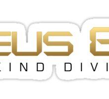 DEUS EX - MANKIND DIVIDED Sticker
