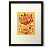 Tea Team Framed Print