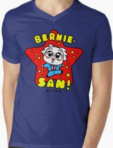 Bernie San Mens V-Neck T-Shirt