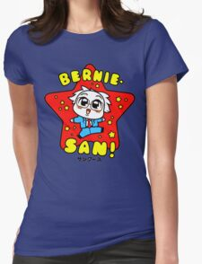 Bernie San Womens Fitted T-Shirt