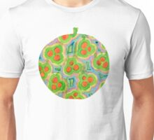 Apple Tree Pattern Unisex T-Shirt