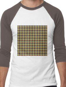 Strong Texture Men's Baseball ¾ T-Shirt