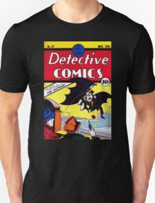 Detectives Comics Issue 27 | Batman First Appearence T-Shirt