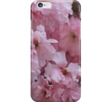 Cherry blossom. iPhone Case/Skin