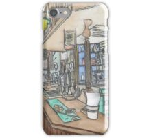 The Castle Pub, Little Haven iPhone Case/Skin