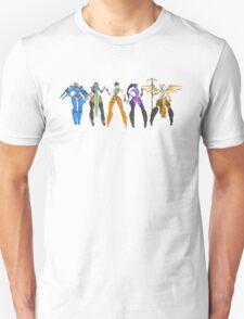 OVERWATCH - PIXELART T-Shirt