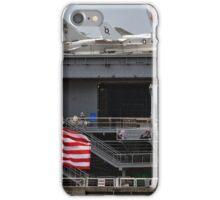 The USS Yorktown (CV10) iPhone Case/Skin