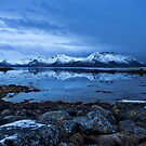 Arctic Reflections by mlphoto