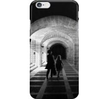 THE VISITORS... iPhone Case/Skin