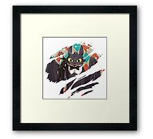 Ultimate Dragons ! Framed Print
