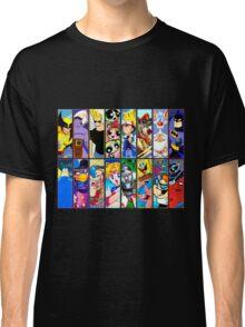 90s Hella Tight Cartoon Spectacular, Aiight!!! Classic T-Shirt