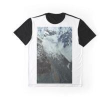 In the Hall of the Mountain King- Hochstetter from the Air  Graphic T-Shirt