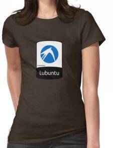 Lubuntu [HD] Womens Fitted T-Shirt