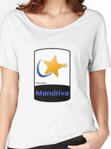 Mandriva [HD] Women's Relaxed Fit T-Shirt