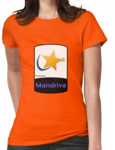 Mandriva [HD] Womens Fitted T-Shirt