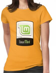 Linux MINT ! [HD] Womens Fitted T-Shirt