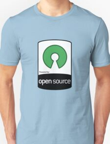 Powered by Open Source ! [HD] Unisex T-Shirt