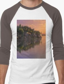 Stone Hill Landscape Men's Baseball ¾ T-Shirt