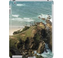 Cape Byron Rocks, N.SW. Australia.  iPad Case/Skin