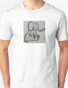 Elephant Baby Unisex T-Shirt
