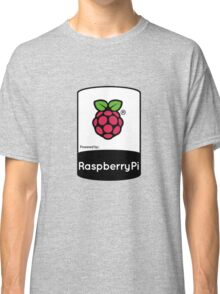 Powered by Raspberry ! Classic T-Shirt