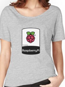 Powered by Raspberry ! Women's Relaxed Fit T-Shirt