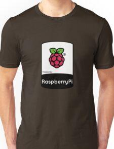 Powered by Raspberry ! Unisex T-Shirt
