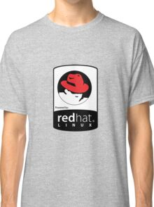 Powered by REDhat ! Classic T-Shirt