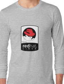 Powered by REDhat ! Long Sleeve T-Shirt