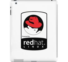 Powered by REDhat ! iPad Case/Skin