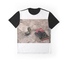Ancient Sat-Nav Graphic T-Shirt