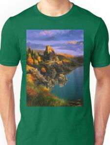 Baycal Lake Landscape Unisex T-Shirt