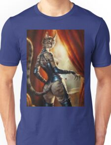 The Royal Cats' Girlfriend Feline Unisex T-Shirt