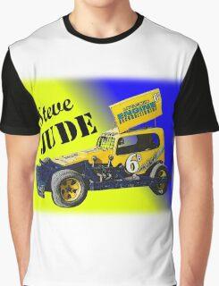 new zealand speedway 6b steve jude superstock Graphic T-Shirt