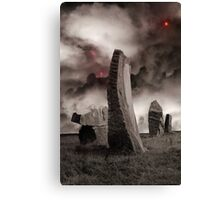 The Ancients 2 Canvas Print